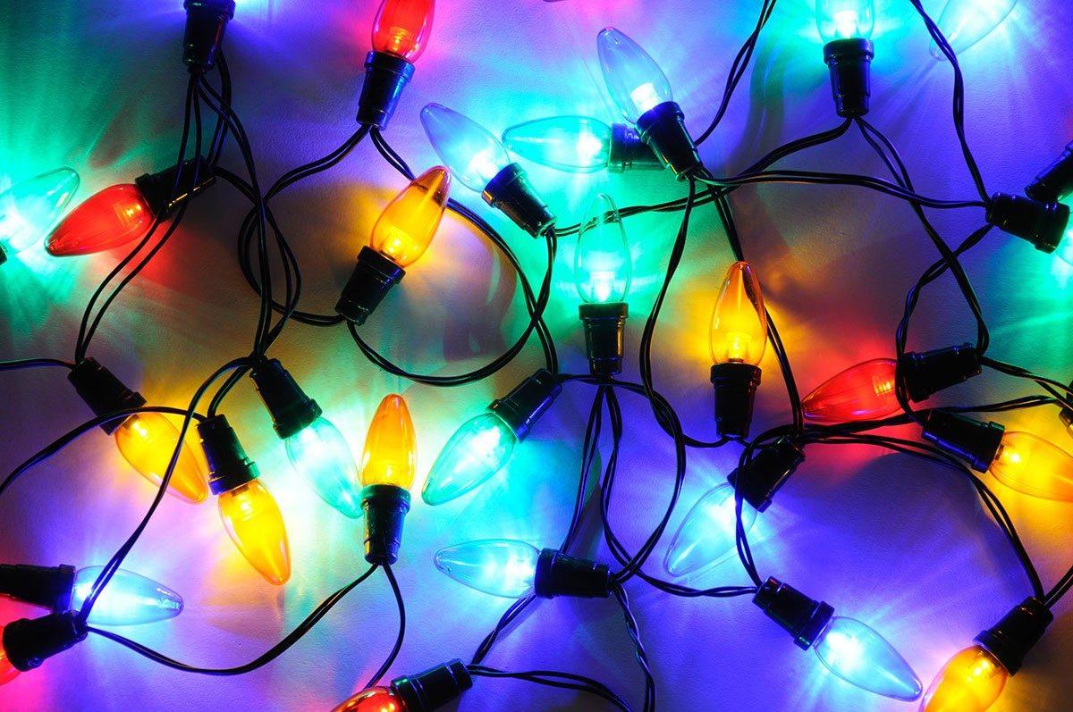 چراغ LED تعیین وات شب تاب